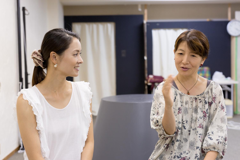 北川弘美さん&坂口理子さん 対談