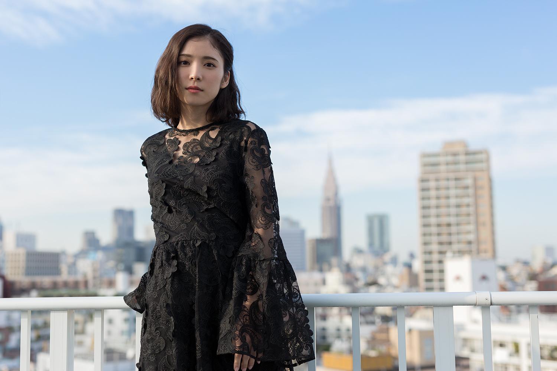 松岡茉優 – 2017年1月