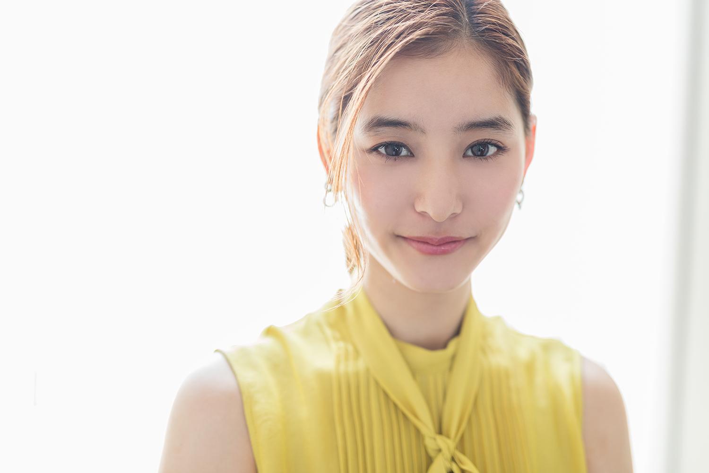 新木優子 – 2017年5月