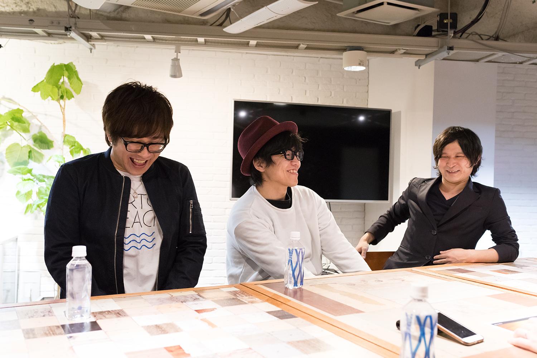 『CALENDER FILMS』URCHIN FARM&榊原監督 鼎談