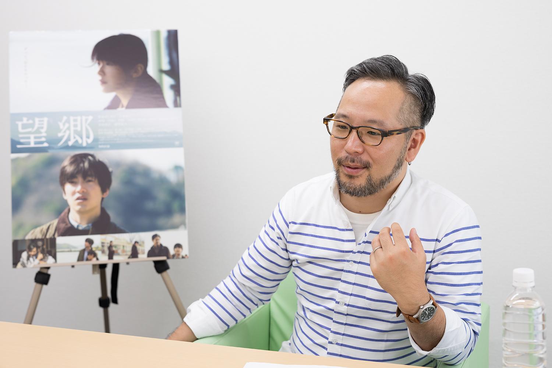 映画『望郷』 菊地健雄監督インタビュー