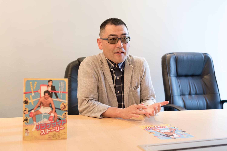 映画『リングサイド・ストーリー』 武正晴監督インタビュー